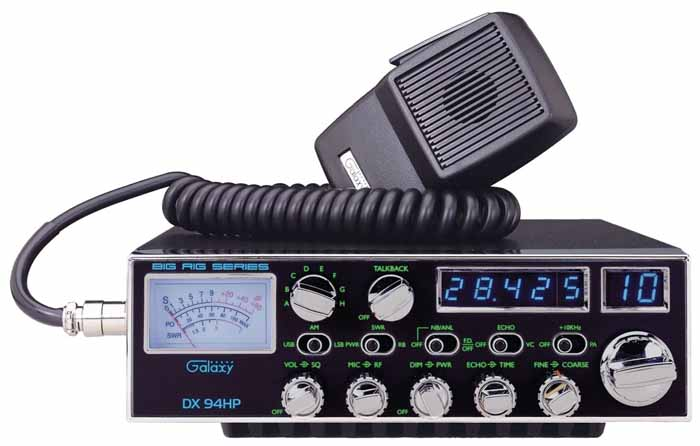 10 METER 100 WATT AM/USB/LSB W/ECHO,ROGER BEEP