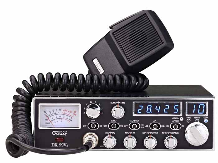 45 WATTS 10 METER RADIO AM/FM/LSB/USB