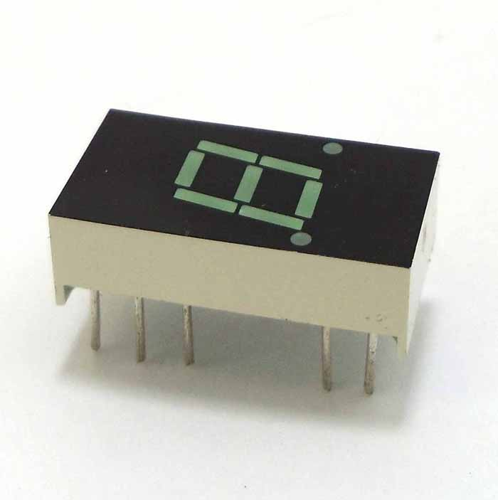 FREQUENCY DISPLAY SEGMENT FOR DX99V