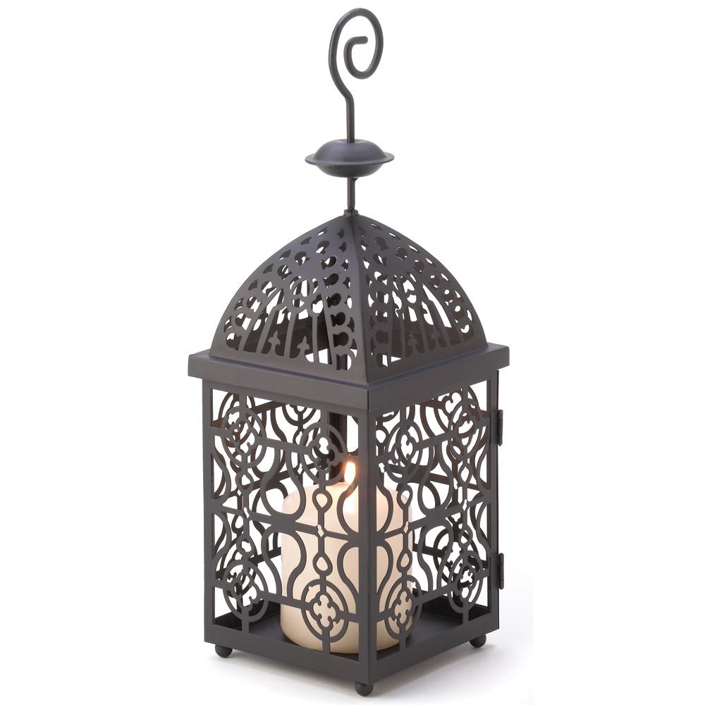 Moroccan Birdcage Candle Lantern