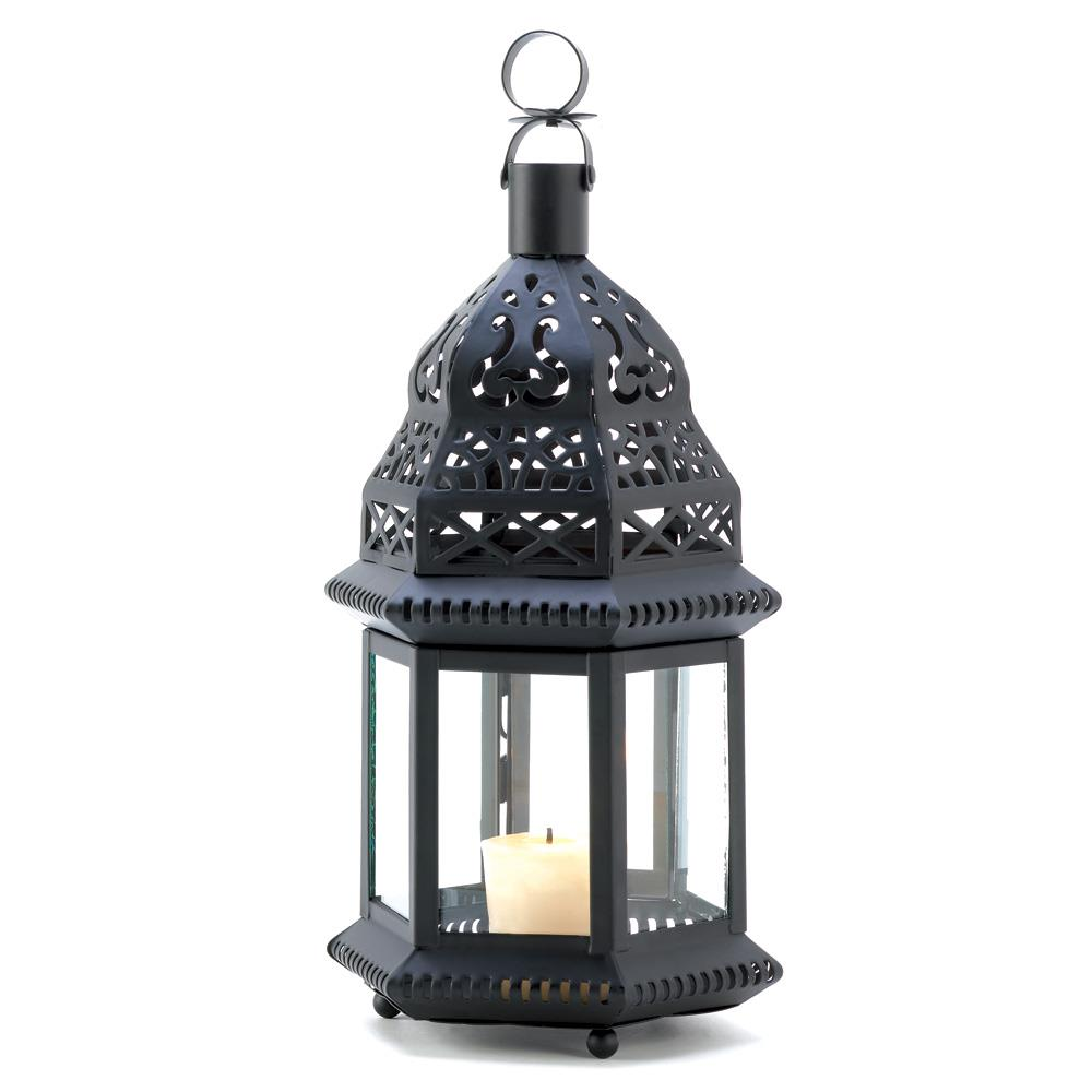 Moroccan Birdcage Lantern