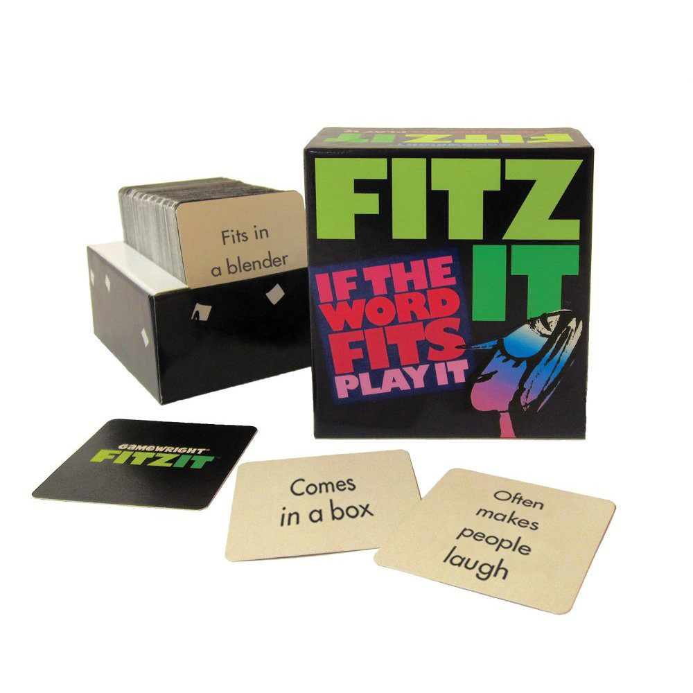 Fitz It board game