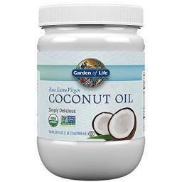 Oil Coconut - Organic - Raw Extra Virgin ( 4 - 29 FZ )