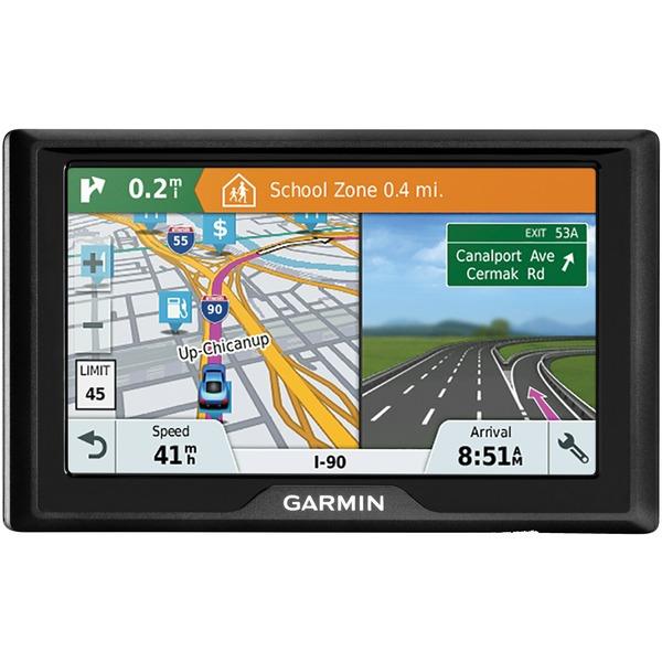 DRV 51 LMTS USA/TRAF GPS