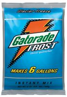 Gatorade+ 51 Ounce Instant Powder Pouch Glacier Freeze Electrolyte Drink - Yields 6 Gallons