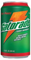 Gatorade+ 11.6 Ounce Ready To Drink Can Fruit Punch Electrolyte Drink - Yields 11.6 Ounces