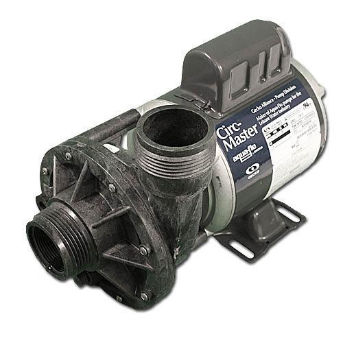 """Circulation Pump, Aqua-Flo CMHP, 1/15HP, 1-Speed, 115V, 1.3A, 1-1/2""""MBT, SD"""