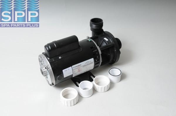 """Pump, Aqua-Flo FMHP, .75HP, 115V, 8.8/2.6A, 2-Speed, 1-1/2""""MBT, SD, 48-Frame"""