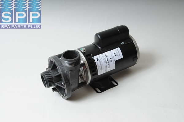 "Pump, Aqua-Flo FMHP, 1.0HP, 115V, 10.3/3.6A, 2-Speed, 1-1/2""MBT, SD, 48-Frame"