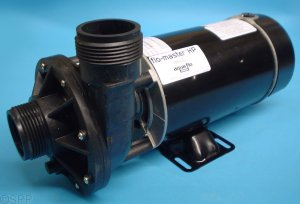 "Pump, Aqua-Flo FMHP, 1.5HP, 230V, 7.7/2.2A, 2-Speed, 1-1/2""MBT, SD, 48-Frame"