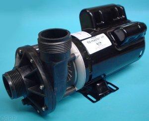 """Pump, Aqua-Flo FMHP, 2.0HP, 230V, 8.5/2.8A, 2-Speed, 1-1/2""""MBT, SD, 48-Frame"""