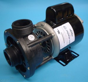 "Circulation Pump, Aqua-Flo, CMCP, 1/15HP, 1-Speed, 230V, 1-1/2""MBT, CD"