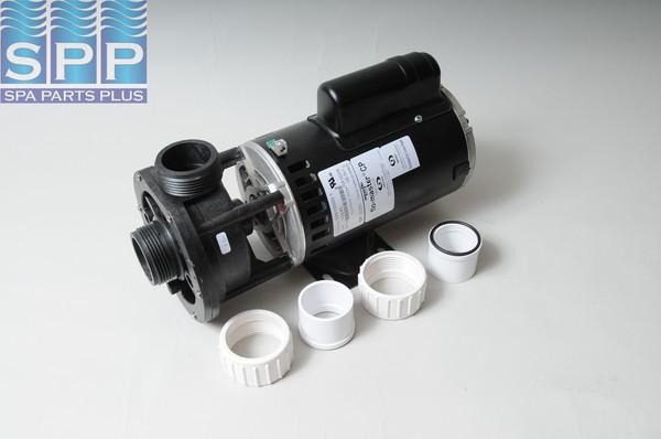 """Pump, Aqua-Flo FMCP, 1.0HP, 115V, 9.8/3.8A, 2-Speed, 1-1/2""""MBT, CD, 48-Frame"""