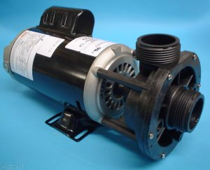 "Pump, Aqua-Flo FMCP, 1.5HP, 115V, 14.4/5.5A, 2-Speed, 1-1/2""MBT, CD, 48-Frame"