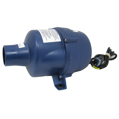 "Air Blower,GECKO,AIR.WAV-240-IN.LINK,850W,230V,3.6A,2""Port   w/4' IN.LINK Cable(1.5HP Motor)"