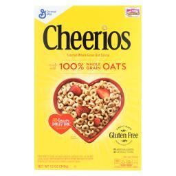 Cheerios - Toasted Whole Grain ( 14 - 12 OZ )