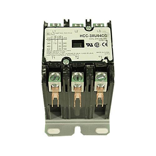 Contactor, 3PST, 240VAC Coil, 50A