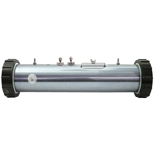 "Heater Assembly, Coast Spa, M-Class, 4.5kw, 230V, 3"" x 15""Long, w/Tailpieces"