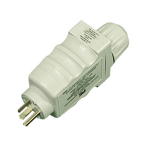 GFCI, Pass & Seymour, Cord End, 115V, 20 Amp, No Cord