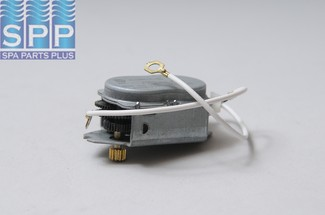 Time Clock Motor, Intermatic T-100 Series, 115V, 40A, 24HR w/ Leads