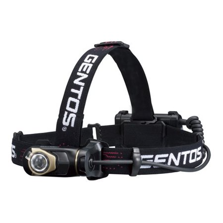Gentos Light Sensor Head Lamp