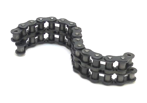 #40 double chain for Bobcat 520 Georgetown Hydraulics Conversion Kit Parts, Georgetown Hydraulics