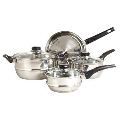 Sunbeam Ridgeline Cookware Set 7