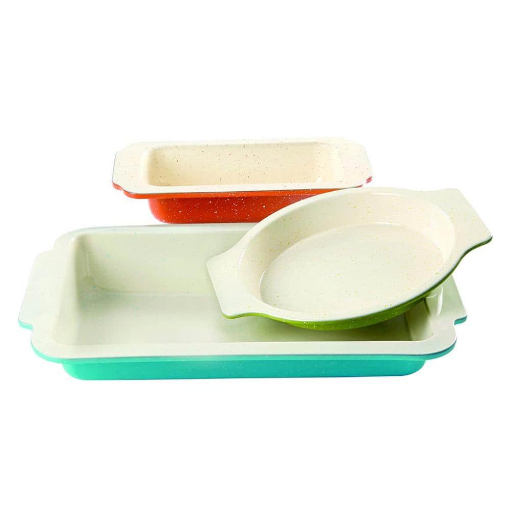 GH Bakeware Set Ceramic 3pc