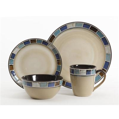 Azul 16PC DinnerWare Set
