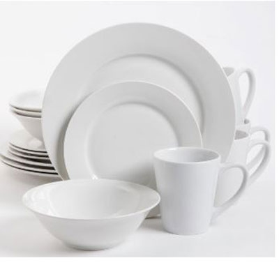 GH Nobel Court DW 16pc White