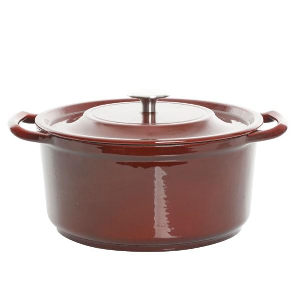 5qt casserole w glass steamer