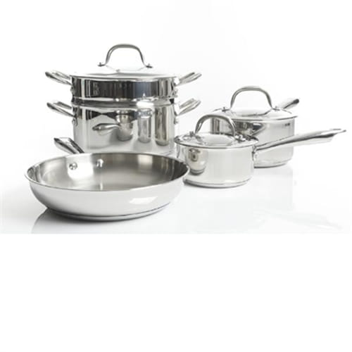 10pc Induction capable set