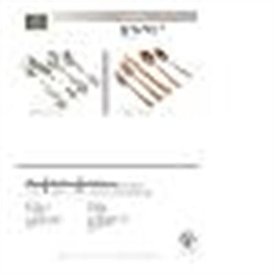 Goldi Rose 20pc flatware