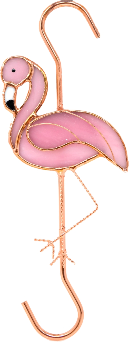 Flamingo Garden Hook