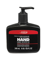 GOJO+ 8 Ounce Bottle HAND MEDIC+ Professional Skin Conditioner