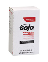 GOJO+ 2000 ml Refill Cherry Gel Pumice Hand Cleaner For PRO+ 2000 Dispenser