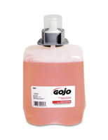GOJO+ 2000 ml Refill Translucent Pink FMX-20+ Cranberry Scented Luxury Foam Handwash