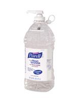 GOJO+ 2 Liter Pump Bottle Purell+ Instant Hand Sanitizer