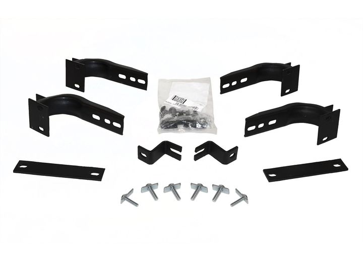 11-14 DURANGO/11-17 GRAND CHEROKEE BRACKETS 4IN/5IN/6IN O.E EXTREME OVAL