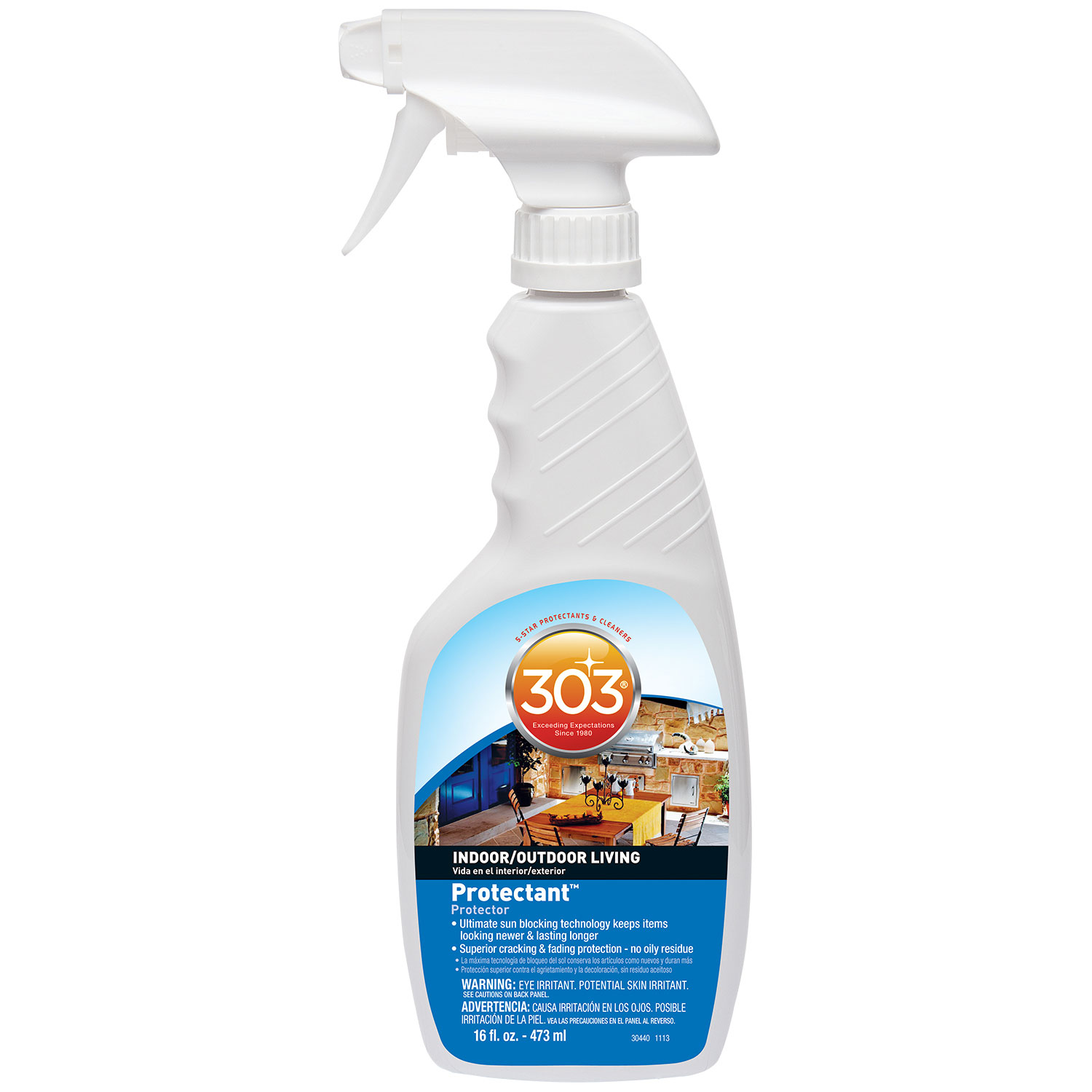 Protectant, 303, 16oz Spray Bottle