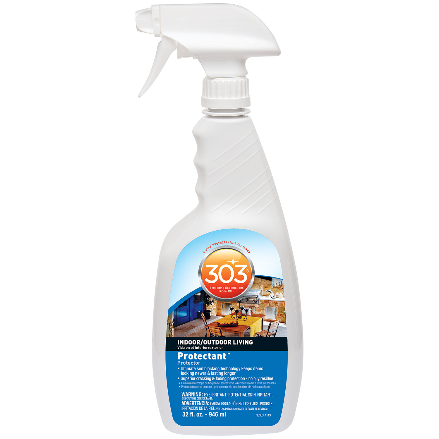 Protectant, 303, 32oz Spray Bottle