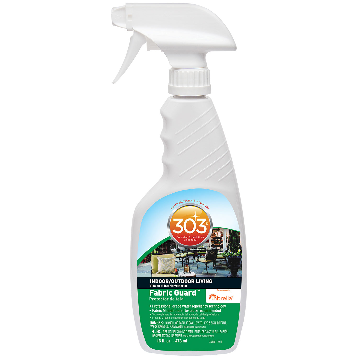Water Repelant, 303, Fabric Guard, 16oz Spray Bottle