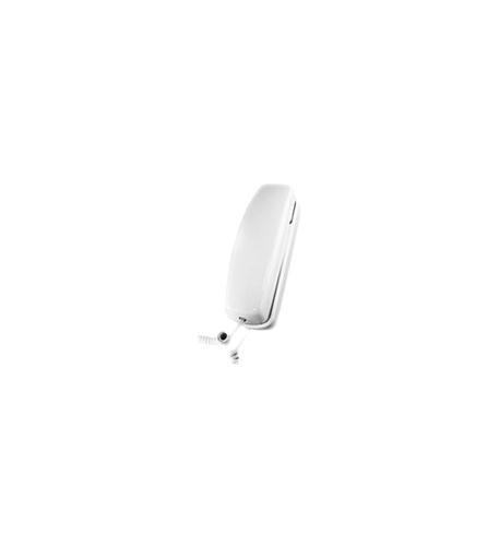 Trimline dial in handset WHITE