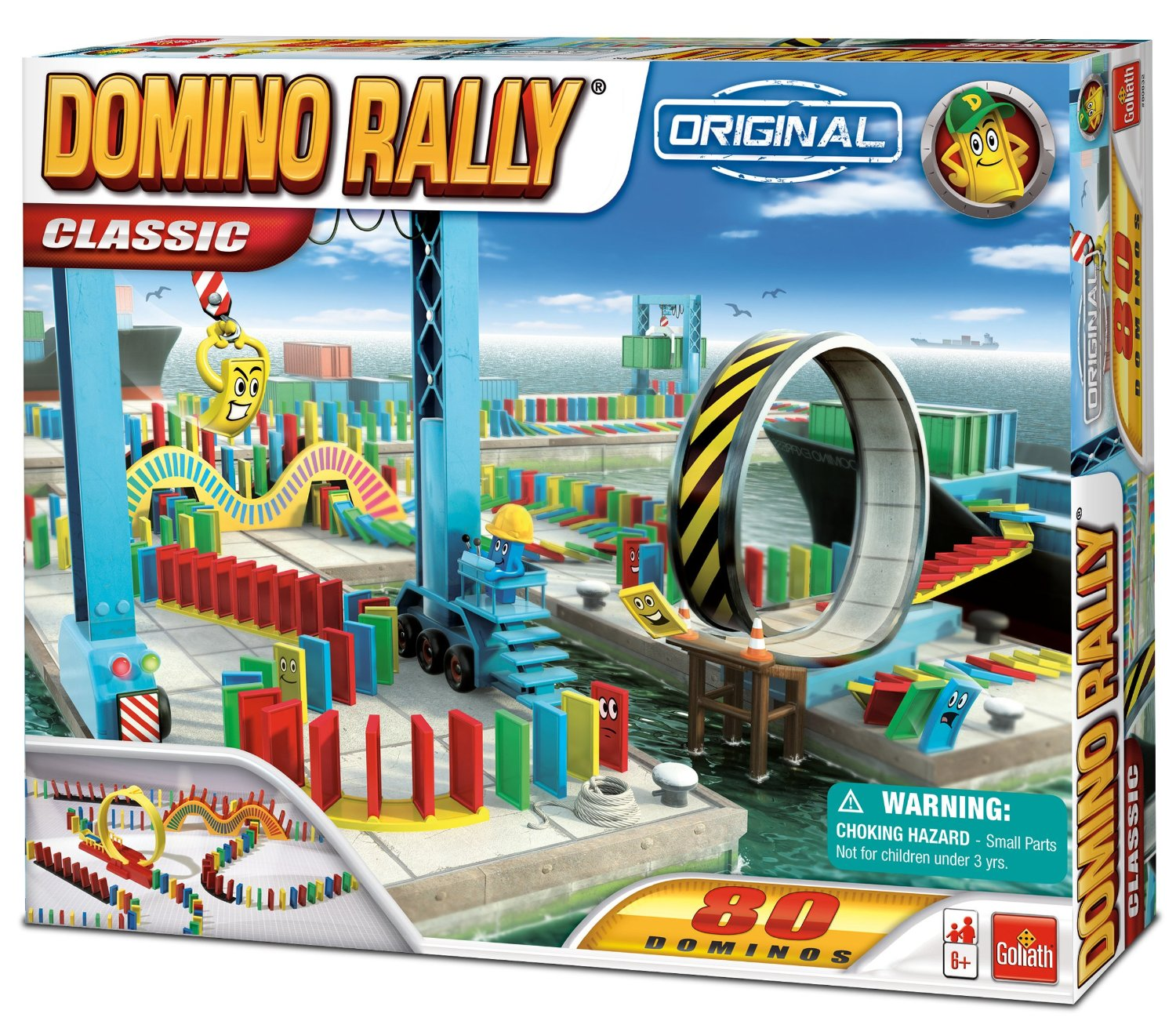 Domino Rally Classic Set