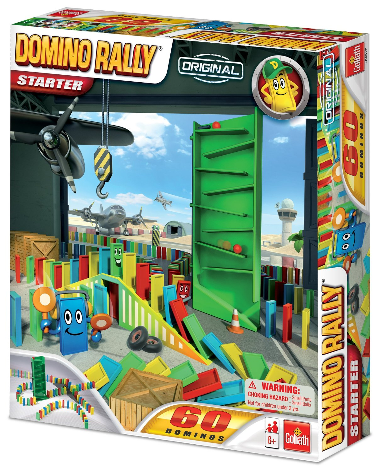Domino Rally Starter Set