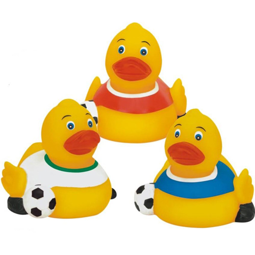 Rubber Duck, Sizzling Soccer Duck