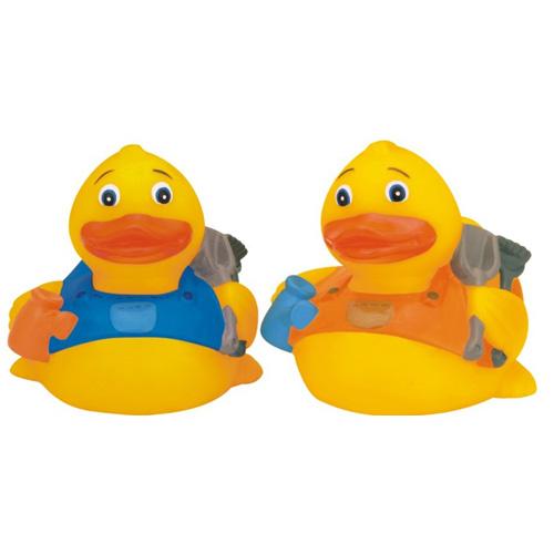 Rubber Duck, Garden Duck