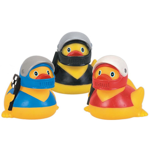 Rubber Duck, Racecar Driver Duck