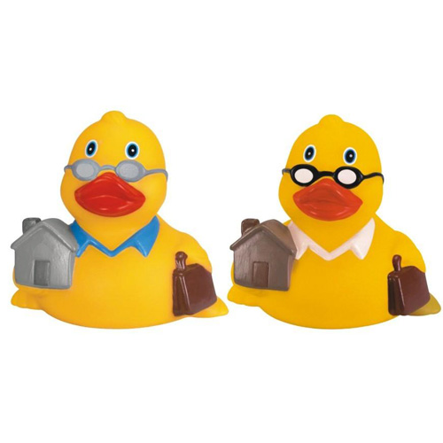 Rubber Duck, Real Estate Duck