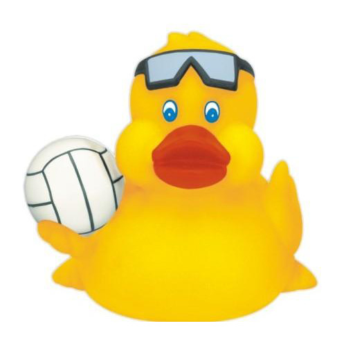 Rubber Duck, Volleyball Duck